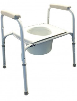 Over Toilet Aid Invacare 3-In-One - Bathroom Safety/Commodes