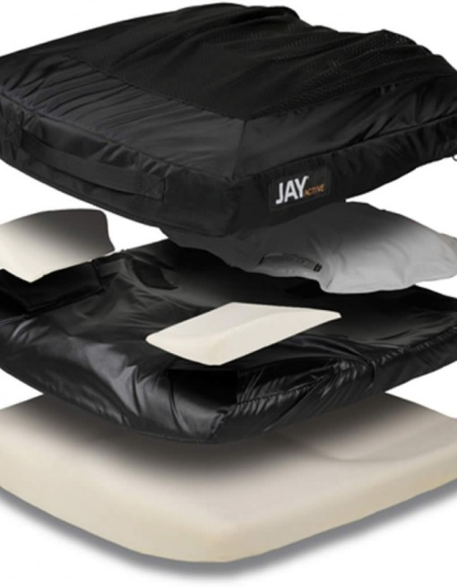 Jay Active Cushion in Accessories/Wheelchair Cushions/Jay