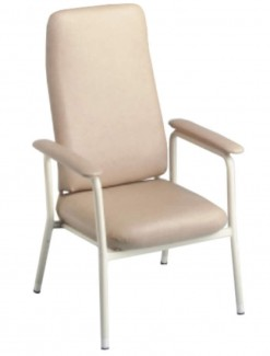 Bariatric Maxi Hilite Highback Chair - 53cms 150kgs - Bariatric & Large/Bariatric Chairs