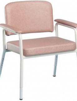 Bariatric Maxi Utility Chair - Lowback - 55cms & 65cms, 175kgs and 210kgs - Bariatric & Large/Bariatric Chairs