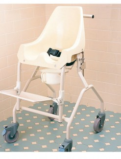 Goanna Chair Tilting Mobile Junior - Bathroom Safety/Shower Chairs & Seats