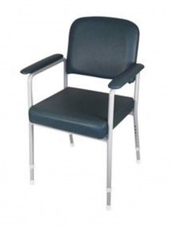 Utility Chair Lowback - Seat Width: 44cms - Assistive Furniture/Low Back Chair