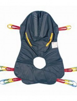 Sling - Full Body with divided leg Polyester - Kerry - Professional/Patient Transfer/Patient Slings