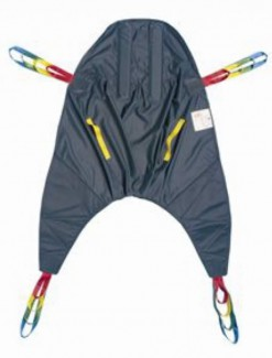 Sling - General Purpose with Head Support - Mesh - Kerry - Professional/Patient Transfer/Patient Slings