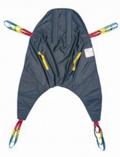 Sling - General Purpose with Head Support - Polyester - Kerry - Professional/Patient Transfer/Patient Slings