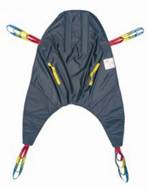 Sling - General Purpose with Head Support - Polyester - Kerry in Professional/Patient Transfer/Patient Slings