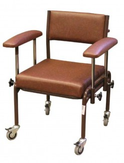 Kingston Lowback Chair - Assistive Furniture/Low Back Chair