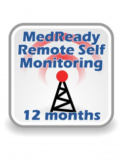 MedReady Remote Monitoring Subscription - 12 months SAVE $39.45! - Medication Aids/Medication Aids Accessories