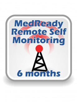 MedReady Remote Monitoring Subscription - 6 months SAVE $19.75! - Medication Aids/Medication Aids Accessories