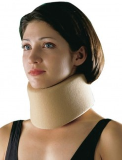 Foam Cervical Collar - Braces & Supports/Upper Body/Head & Neck