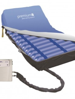 Novis Premium Digital 8 Mattress Replacement System - Bariatric & Large/Bariatric Mattress & Overlays & Pads