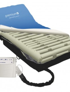 Novis Premium Digital 9 Mattress Replacement System - Bariatric & Large/Bariatric Mattress & Overlays & Pads