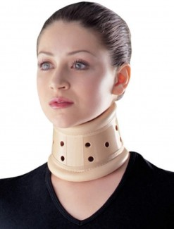 Rigid Adjustable Collar - Braces & Supports/Upper Body/Head & Neck