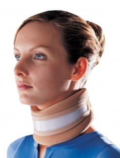 Rigid Splint Cervical Collar - Braces & Supports/Upper Body/Head & Neck