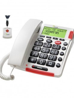 Phone Emergency Call Button - Daily Aids/Phones For Seniors/Emergency Phone Alerts