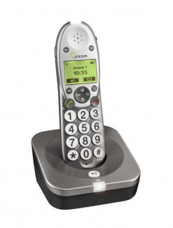 Phone Pro 600 - Daily Aids/Phones For Seniors/Cordless Phones For Seniors
