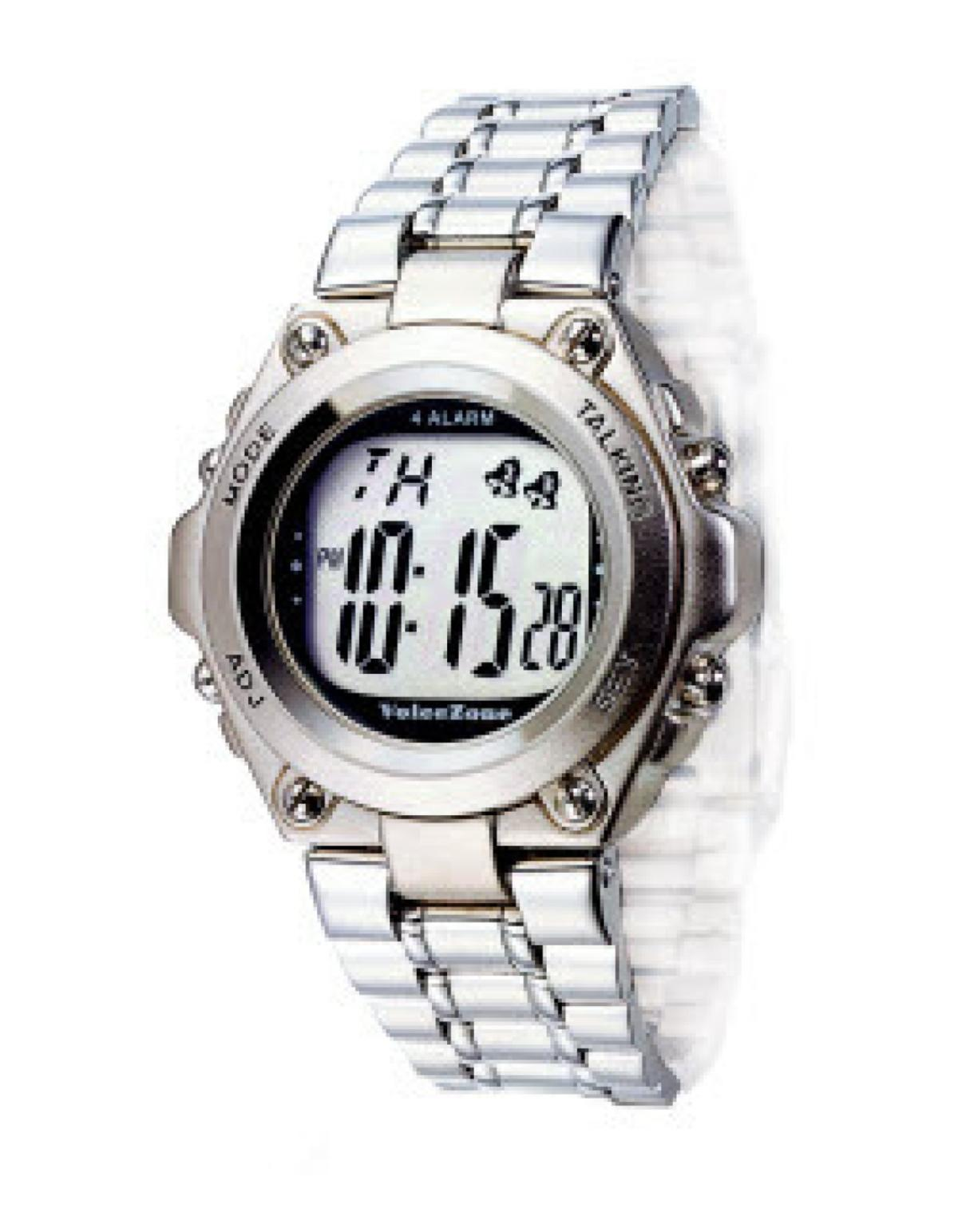 Lots Of Ovo Talking Alarm Watch Stainless Steel Links Discounted