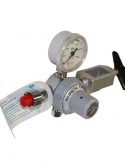 Medical Oxygen Twin-O-Vac Regulator - Respiratory Care/Oxygen Accessories