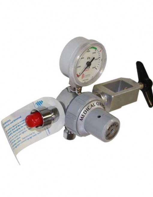 Medical Oxygen Twin-O-Vac Regulator in Respiratory Care/Oxygen Accessories