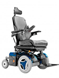 Permobil C400 Corpus 3G Scripted Power Chair - Power Wheelchairs/Outdoor Use