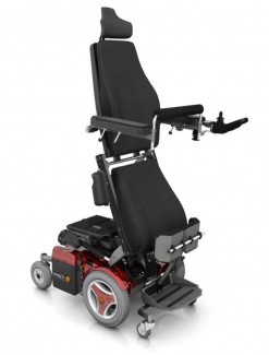 Permobil C400 VS JR. Stander Scripted Power Chair - Pediatrics Kids/Power Wheelchairs for Children