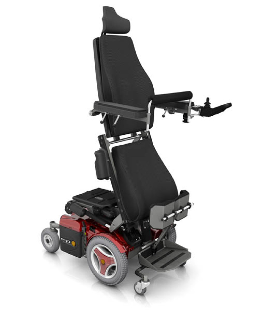 At last permobil c400 vs jr stander scripted power chair for Cost of motorized wheelchair