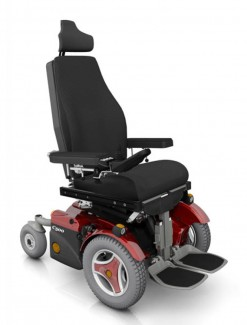 Permobil C500 Corpus 3G Scripted Power Chair - Power Wheelchairs/Outdoor Use