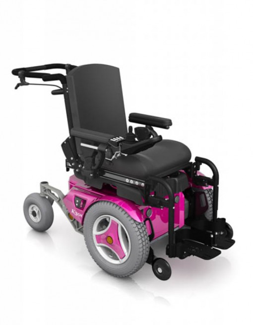 Permobil K300 PS Jr. Scripted Power Chair in Pediatrics Kids/Power Wheelchairs for Children