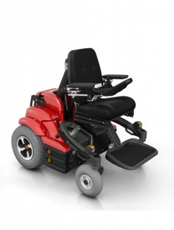 Permobil K450 MX Scripted Power Chair - Pediatrics Kids/Power Wheelchairs for Children