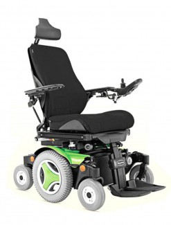 Permobil M300 Corpus 3G Scripted Power Chair - Power Wheelchairs/Outdoor Use