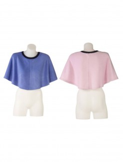 Ladies Bed Poncho - Adaptive Clothing/Womens/Women's Tops