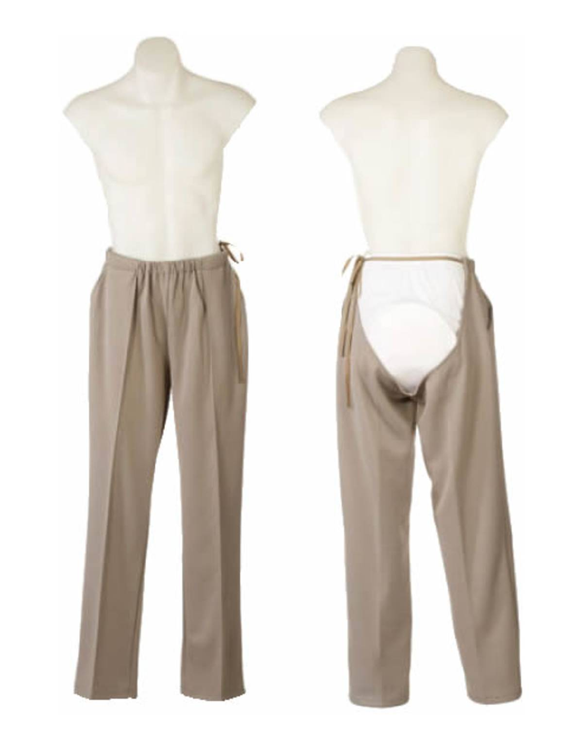Compare Men`s Assistive Trouser Priced From $75.00