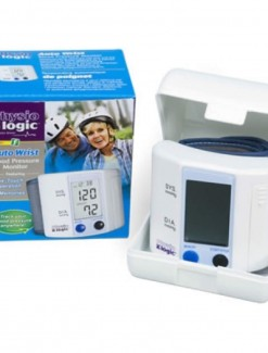 Physio Logic Auto Wrist Blood Pressure Monitor - Health Monitoring/Blood Pressure Monitors