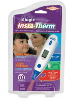 Physio Logic Insta Therm Quick All in One Thermometer - Health Monitoring/Thermometers