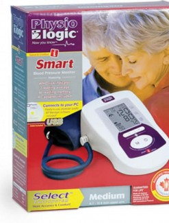 Physio Logic Smart Inflate Blood Pressure Monitor - Health Monitoring/Blood Pressure Monitors