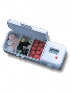 Pill Box Reminder - Medication Aids/Medication Cases
