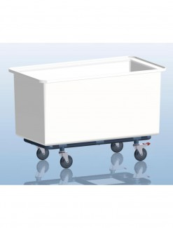 450 litre Auto Laundry Lifter - Professional/Trolleys/Laundry Trolleys
