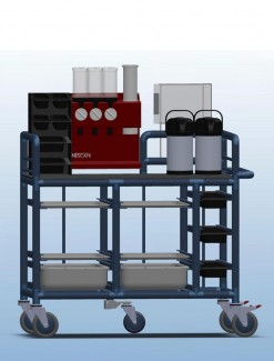 AirPot Trolley - Professional/Trolleys/Modified Trolleys