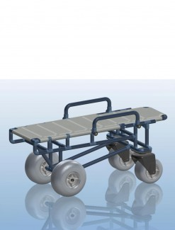 Beach Stretcher - Manual Wheelchairs/Beach Wheelchairs