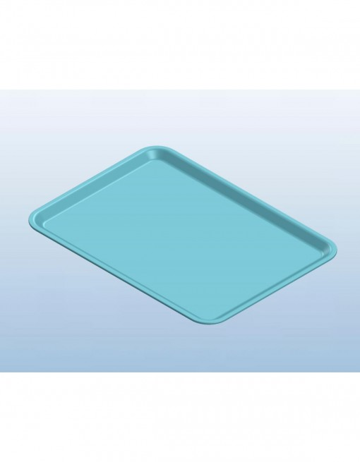 Blue Dietary Tray in Daily Aids/Kitchen Aids