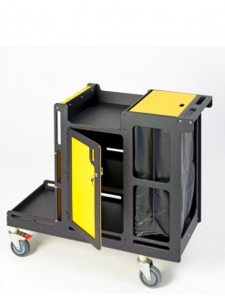 Cleaners Trolley - Professional/Trolleys/Cleaning Trolleys