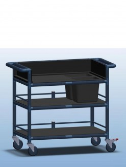 Clearing Trolley - Professional/Trolleys/Modified Trolleys