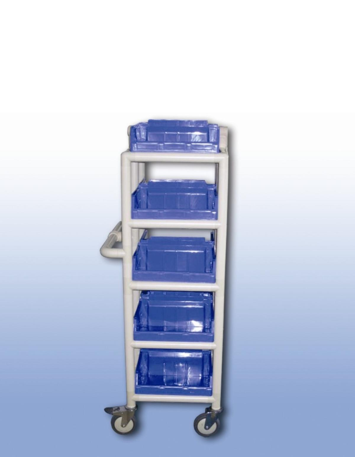 Exquisite Compact Tub Valet Trolley (x10) As Low As   Laundry ...