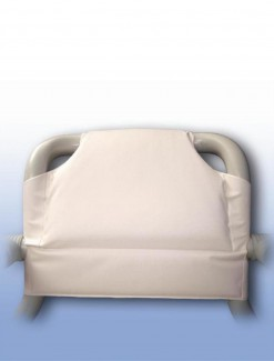 Deluxe New Style Padded Backrest - Bathroom Safety/Bathroom & Toilet Accessories