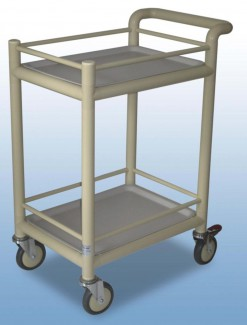 Drinks trolley with trays - Professional/Trolleys/Beverage Trolleys