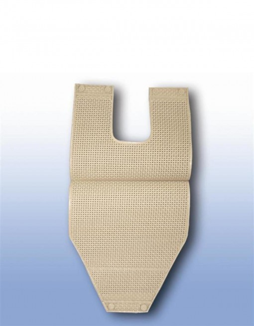 Footrest Sling only to suit shower chairs in Bathroom Safety/Bathroom & Toilet Accessories