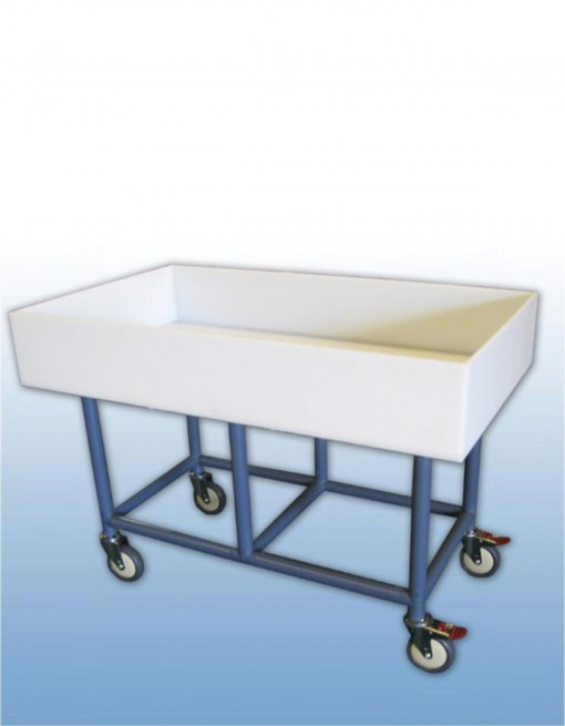 Laundry Sorting Table in Professional/Trolleys/Laundry Trolleys