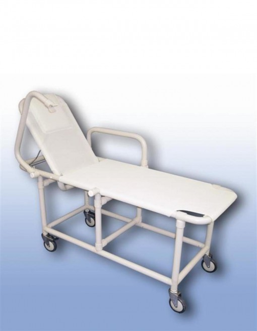 Mobile shower recliner in Bathroom Safety/Shower Chairs & Seats