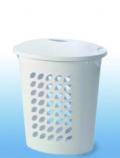 Oval Hamper - Professional/Laundry/Laundry Accessories