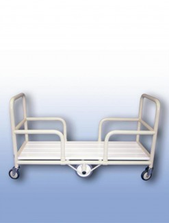 Push me pull you - Professional/Trolleys/Laundry Trolleys